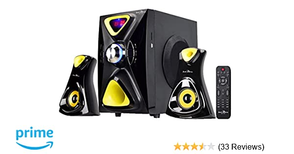 Jack Martin X5 Home theatre system with USB/SD/Bluetooth/FM