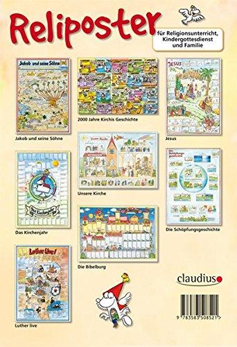 Postermix: Poster für Religionsunterricht, Kindergottesdienst und Familie
