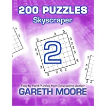 Skyscraper 2: 200 Puzzles by Gareth Moore (2014-10-29)