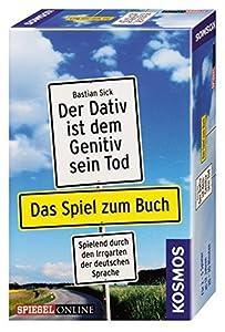 KOSMOS - Juego de cartas, 2 a 5 jugadores (versión en alemán)