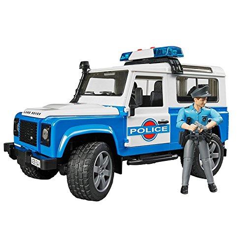 Bruder 2595 - Land Rover Coche de...