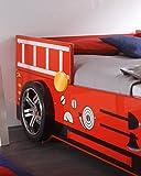 Feuerwehrautobett Spark - 6