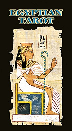 EGYPTIAN TAROT DECK (cards) (Tarot)