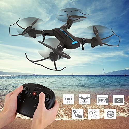 Haihuic A6 Altitude Hold Drone télécomFemmede sans sans sans caméra, retour en un clic, arrêt d'urgence, télécomFemmede Quadcopter avec mode sans tête pour les débutants | La Qualité Primacy  7b7677