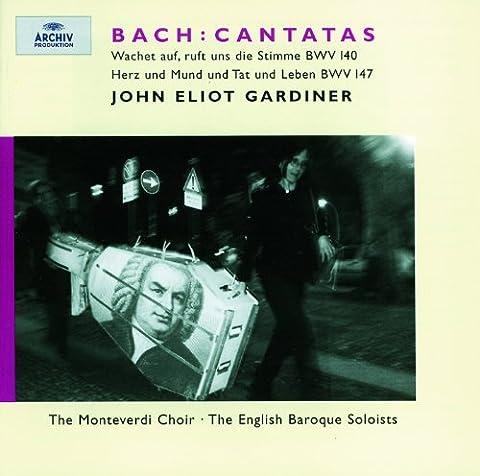 Bach, J.S.: Cantatas BWV 140 &