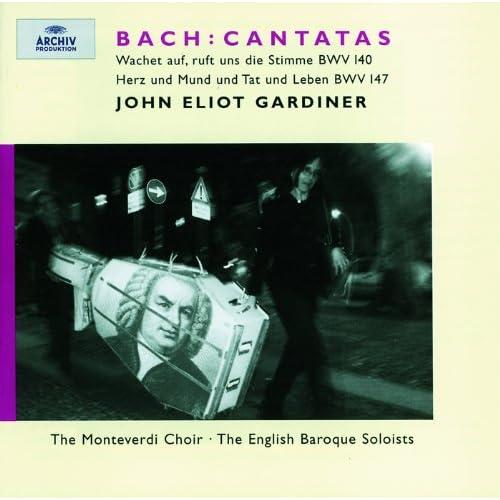 """J.S. Bach: """"Wachet auf, ruft uns die Stimme"""" Cantata, BWV 140 - Arie: """"Mein Freund ist mein!"""""""