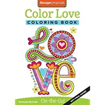Color Love Coloring Book (On-the-go Coloring Book)