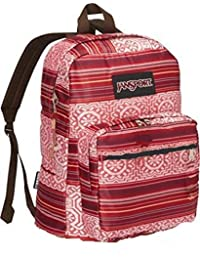 JanSport Superbreak Bürokratie Shanghai Sunset Rucksack
