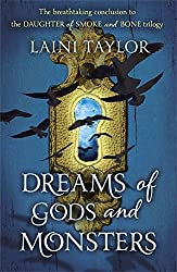 Daughter of Smoke and Bone Trilogy 3. Dreams of Gods and Monsters