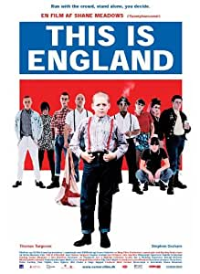This Is England Poster Movie danois 27 x 40 In - 69 cm x 102 cm