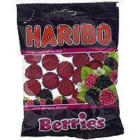Haribo Berries - 6 Paquetes de 200 gr - Total: 1200 gr