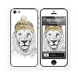 Skinkin Sticker iPhone 5 de chez Design original : Winter is coming par Soltib