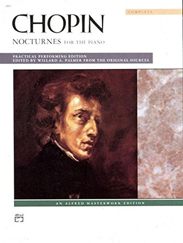 Chopin - Nocturnes (Complete) (Alfred Masterwork Editions)