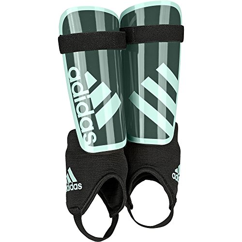 adidas Kinder Ghost Youth Schienbeinschoner, Tech Forest/Ice Green, S