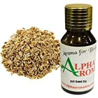 100% Natural and Pure Dill Seed Oil Therapeutic Grade Essential Oil -100ml