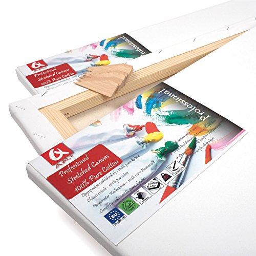 60-x-90-cm-24-x-36-professional-en-blanco-de-lona-de-algodon-artist-sobre-yeso-blanco-enmarcado