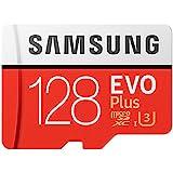 Samsung Mo de mc128ga/AMZ Carte mémoire, 128Go Transparent [Emballage gratuit Amazon Frustration]