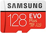 Samsung EVO Plus Micro SDXC 128GB bis zu 100MB/s, Class 10 U3 Speicherkarte (inkl. SD Adapter)  medium image