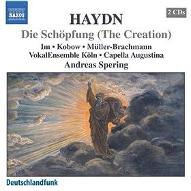 Die Schopfung (The Creation), Hob.XXI:2: Part III, No.34: Singt dem Herren alle Stimmen (Sing the Lord, ye voices all!)