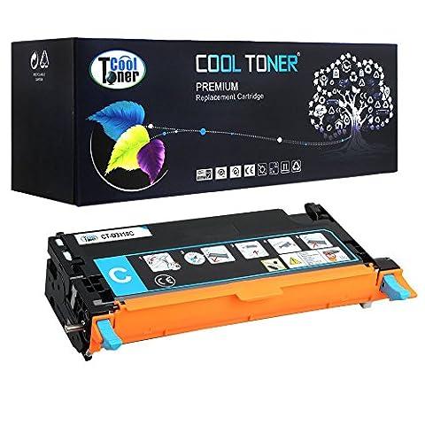 XXL Cool Toner kompatibel Toner 593-10171 Cyan Tonerkartusche für Dell 3110 3110CN MFP 3115CN , 8000 (Dell Mfp 3115cn)