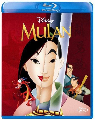 Mulan [Blu-ray] [IT Import] (Disney Aladdin Blu-ray)