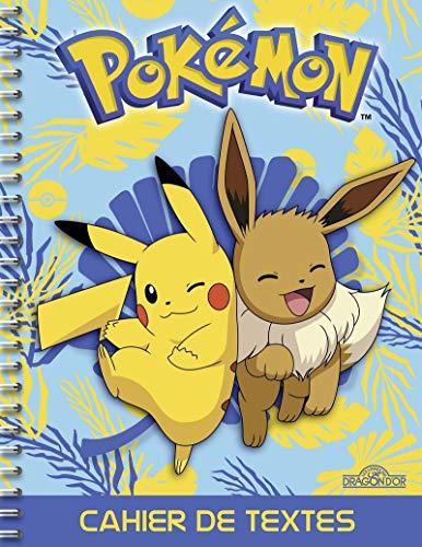 Pokémon - Cahier de textes 2019-2020
