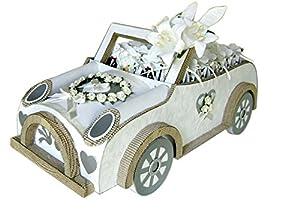 Disok- Expositor coche boda (solo display), Multicolor (3059)