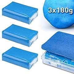HENMI 3 Pack Reinigungsknete, Professionel