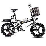 Pocket bikes sportives Vélo Pliant Freins à Disque DE 20 Pouces...