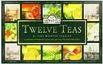 Ahmad Tea Twelves Teas (Pack of 1, To...