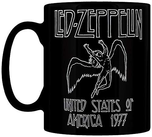 United States Of America 1977 (Led Zeppelin Kaffeetasse)