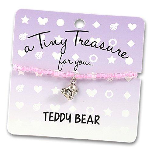 Sie... Teedy Bär. Armband (Teddybär Großhandel)