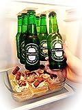 Porte-bière support magnétique pour 6 bières, porte-bouteille support de réfrigérateur, bouteille Loft - Magenesis