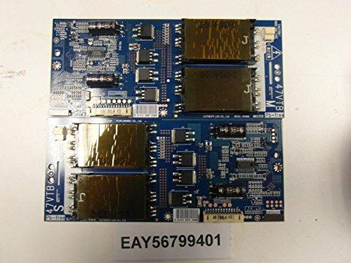 LG Electronics Zenith EAY56799401 INVERTER ASSEMBLY (Assembly Inverter)