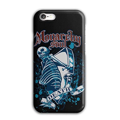 Monarchie Seele Tod Schädel Schädel Sarg iPhone 8 Hülle | Wellcoda