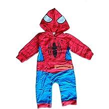 De niño del hombre araña para niños/diseño de martillo de Thor de portadas de cómic de Mono corto de/de la fiesta de traje de baño de sharla fults para coser un vestido jugador y balón de muñeca con vestido de.