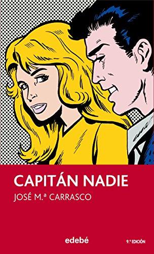 Portada del libro CAPITÁN NADIE (PERISCOPIO)