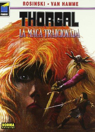 THORGAL 01: LA MAGA TRAICIONADA (PANDORA) por Grzegorz Rosinski