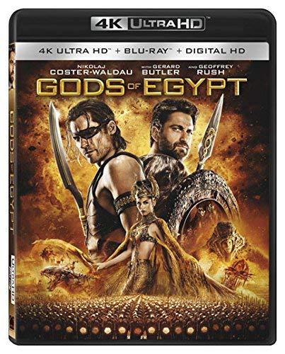 Gods Of Egypt [4K UHD + Blu-ray]