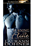 Burning Up Flint (Cyborg Seduction Book 1)
