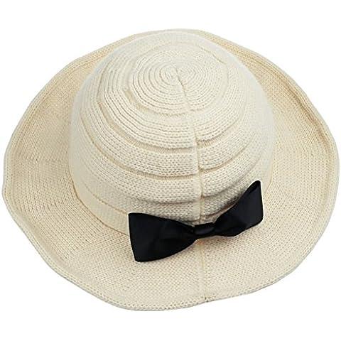 moda autunno/inverno cappelli/Cappello della benna pieghevole elegante