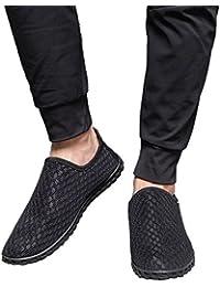 Mocasines para Hombre EUZeo Rebajas,Casuales Loafer de Hombre Transpirable Basica Divertidas Zapatos de Deporte