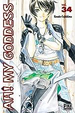 Ah ! My Goddess - Tome 34 de Kosuke FUJISHIMA