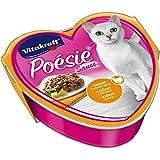 فيتا كرافت اكل قطط ديك رومي مع الجبن ، 85 غم