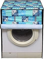 Stylista Washing Machine Cover for Front Load IFB Senator Aqua SX - 8 Kg Printed Pattern
