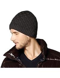 57ad34194e8 Kenmont Winter Warm Unisex Men Knit Ski Outdoor Earflap Beanie Hat Cap
