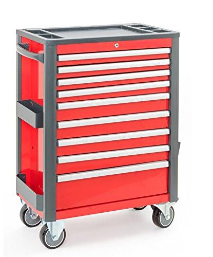 Preisvergleich Produktbild animalmarketonline Schrank Cart Trolley-Koffer Werkzeugkoffer Instrumente Werkzeug Profi Tuono