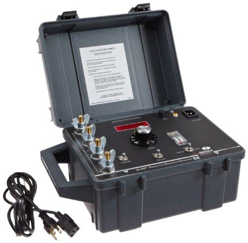 Megger 247000 Dual-Pack Digital Low Resistance Ohmmeter by Megger