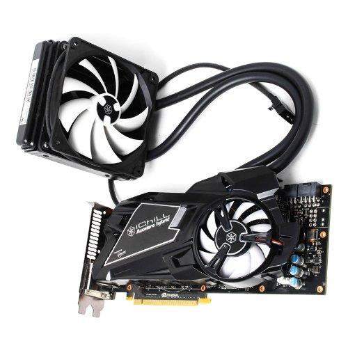 Inno3D NVIDIA GeForce GTX 770 Grafikkarte (PCI-e, 2GB GDDR5 Speicher HDMI, DVI-I, DVI-D, DisplayPort, 1 GPU) (770 Pci-express Gtx)