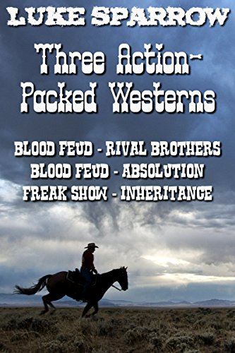 Three Action-Packed Westerns